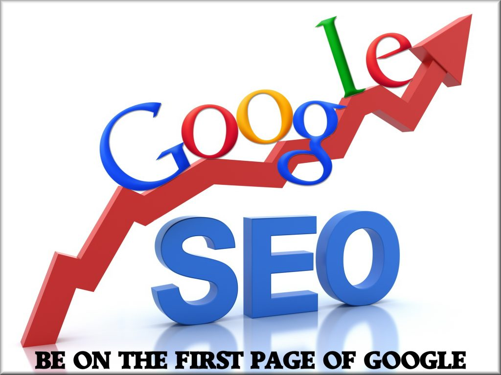 Blue Ridge SEO search company first page ranking